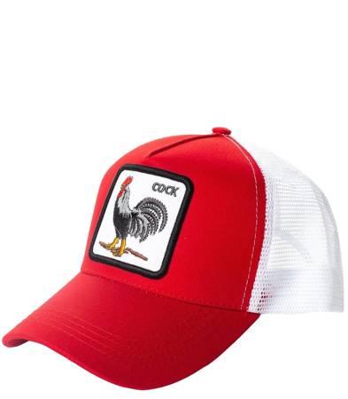 Cock czapka z daszkiem trucker cap animal