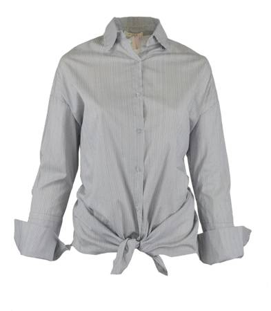 Kapitalna długa koszula w paski SPINKI