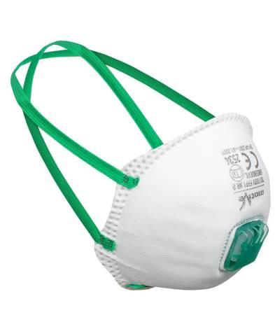 Maska maseczka ochronna FFP1 z zaworkiem