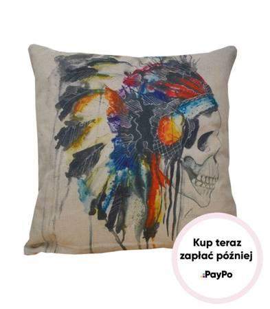 Poduszka dekoracyjna z poszewką NATURAL
