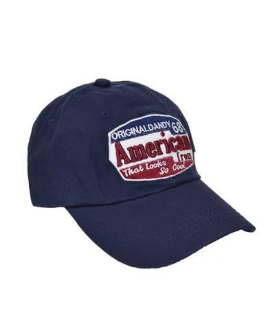 vintage czapka z daszkiem bejsbol AMERICAN